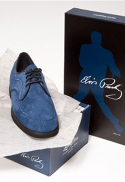 Hush Puppies Pays Tribute To Elvis