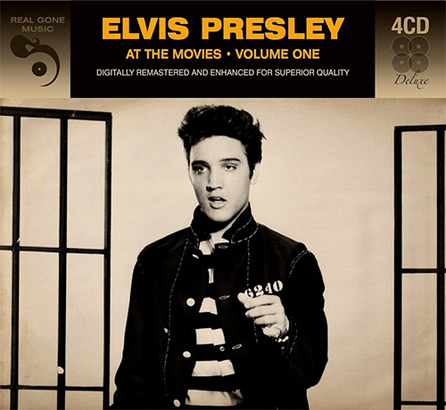 Elvis Presley - At The Movies: Volume One by real gone ...