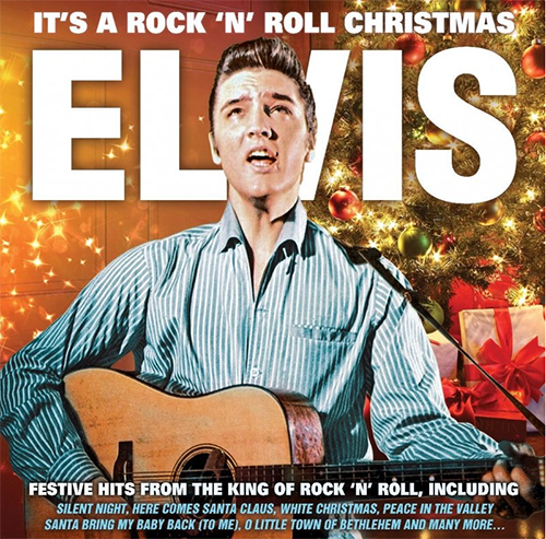 It S A Rock And Roll Christmas Cd Vinyl