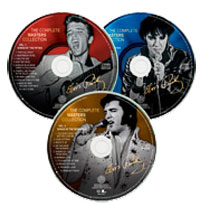 Elvis The Complete Masters Collection Cd Vinyl