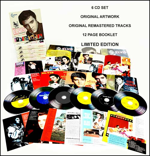 The Classic Elvis Presley Bootleg Collection Vol  1 - CD / Vinyl