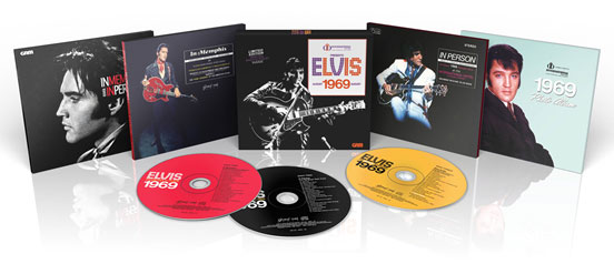 Elvis 1969 package