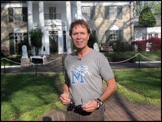 Elvisnews Com Sir Cliff Richard Visits Graceland People
