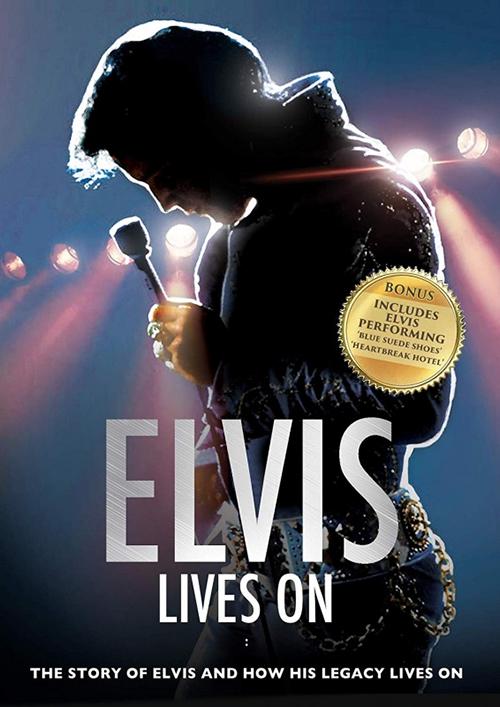 Elvis Lives On - DVD / Video