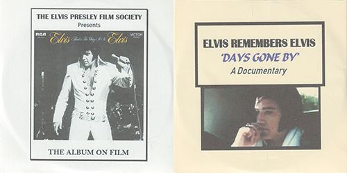 The Elvis Presley Film Society DVDs