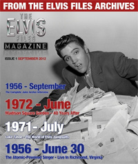 The Elvis Files Magazine #1