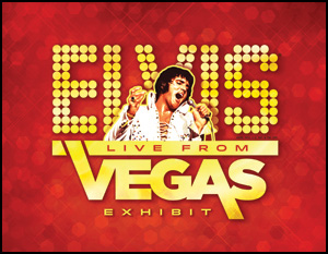 Elvis Live From Vegas