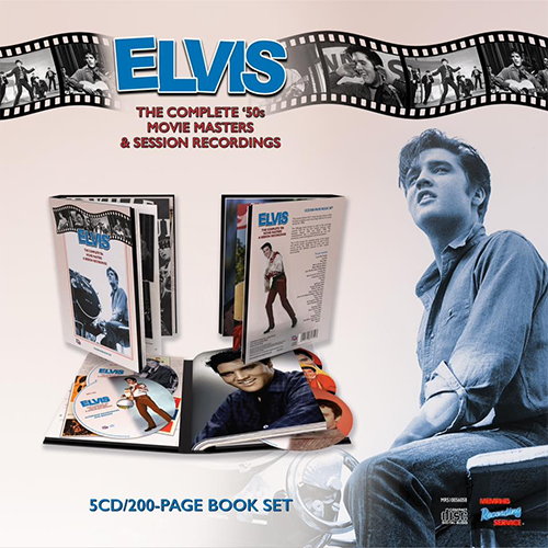 The Complete 50s Movie Masters & Session Recordings