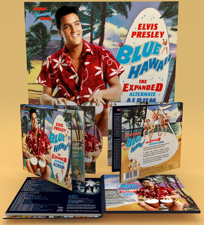 Blue Hawaii Expanded