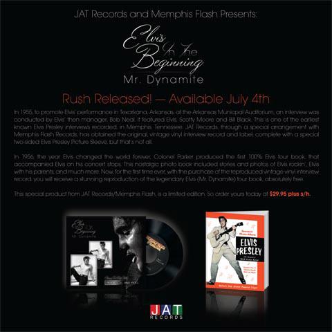 Elvis In The Beginning - Mr. Dynamite Flyer-in-the-beginning-jat