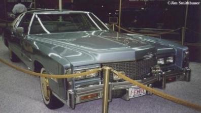 ElvisNews.com: Sold: Elvis' Car At The Imperial Palace - Misc.