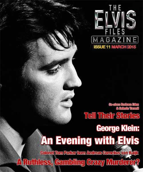 Elvis Files Magazine 11