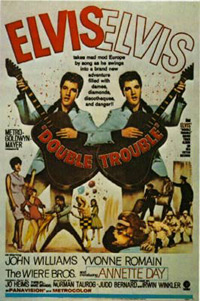 Movie poster 'Double Trouble'
