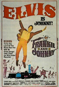 Movie poster 'Frankie And Johnny'