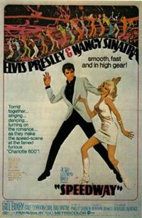 Movie poster 'Speedway'