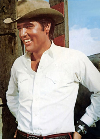 Elvisnews Com Elvis Shirt From Stay Away Joe For Sale