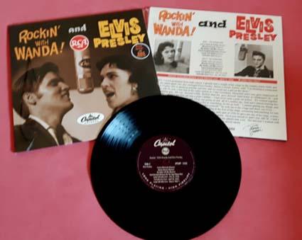 Elvisnews Com Rockin With Wanda And Elvis Presley Cd
